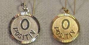 Sterling-Silver-O-Blood-Type-Charm-two-styles-NIB