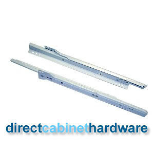 kitchen cabinet drawer slides self closing 22 034 cabinet drawer slides blum 230m self closing white 9106