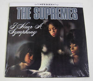 Diana Ross & The Supremes - I Hear A Symphony - Motown - Germany - New