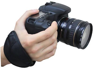 Pro Wrist Grip Strap For Panasonic Lumix Dmc-lz20k Dmc-lz20