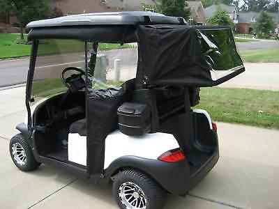 Yamaha Track Style Golf Cart Enclosure