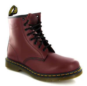 New-Mens-Dr-Martens-Classis-8-eye-1460-Boots-Size-7-16