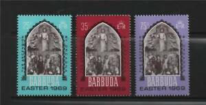 Barbuda-1969-Easter-SG-32-4-MNH