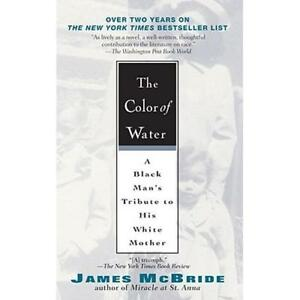 NEW The Color of Water - McBride, James 9781594481925