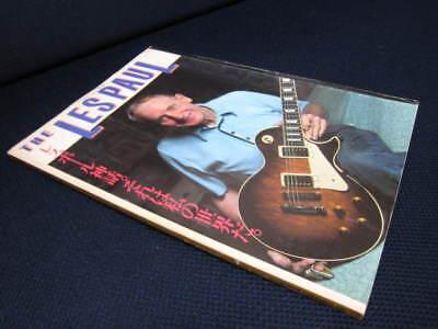 Les Paul Japan Guitar Book Clapton Zeppelin Jeff Beck