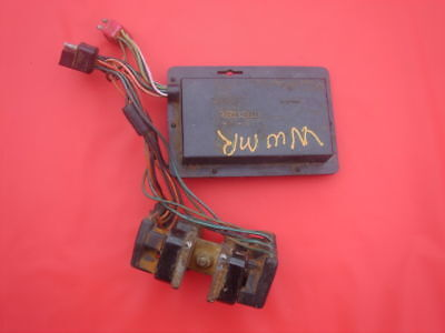 1971 71 Cougar XR7 Sequential Tail Light Control Box