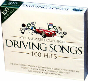 Driving-Music-5-CD-100-Original-Recordings-70s-80s-90s