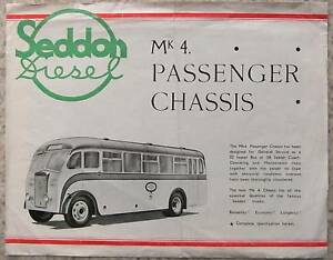 SEDDON-Mk-4-PASSENGER-CHASSIS-Sales-Brochure-NO-DATE