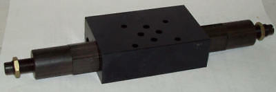 Delta Hydraulic Cross Over Relief Stack Module 85004030
