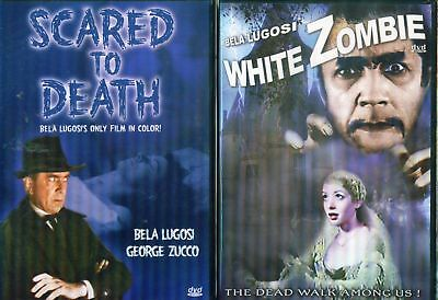 Bela Lugosi: Ape-kiss-dragon-death-zombie - 5 Dvd