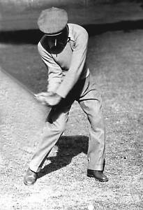 Ben Hogan Impact Rare Photo Golf photo Picture LOOK