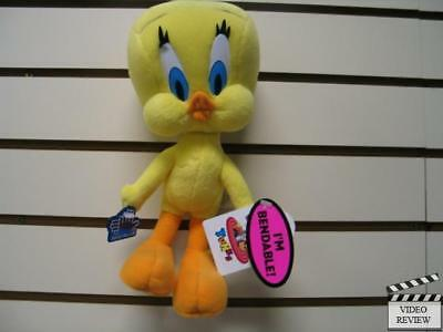 Tweety Poseable Applause Plush 10 Inch 1997