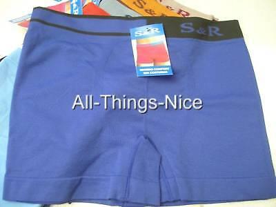 MENS UNDERWEAR Seamless 12pr BOXER Shorts WHOLESALE XL