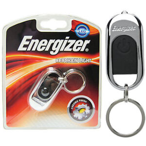 Energizer Bright LED Mini Keyring Torch Light