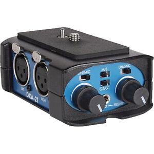 BeachTek-DXA-2T-XLR-adapter