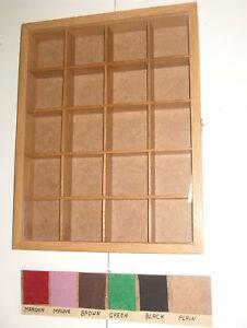 Wall curio m20p shadow box display case new for Shadow box plans pdf