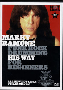 Marky-Ramone-Punk-Rock-Drumming-Drum-DVD