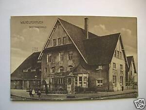 AK-Wilhelmshaven-Seemannshaus