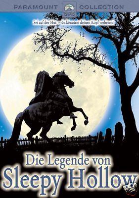 Die Legende von Sleepy Hollow ( Horror-Mystery ) - Nick Carter, Stacy Keach NEU