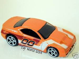 2007-Hot-Wheels-Mystery-Car-176-Rapid-Transit-orange
