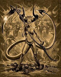 Nightshade-She-Devil-Burning-Desire-T-Shirt-2XL