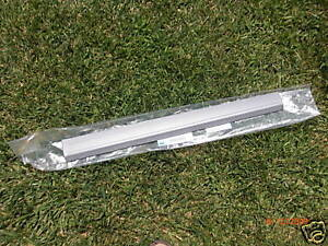 BMW E38 OEM Door sill strip 750iL 740iL 750 740 RIGHT