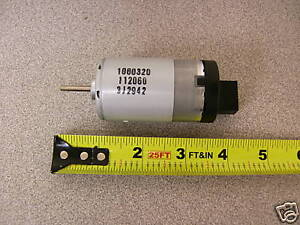 New johnson electric 35mm diameter 5500 rpm 12 volt dc for Johnson electric dc motors