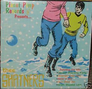 THE-SHATNERS-LP-NEW-mummies-supercharger-surf-star-trek