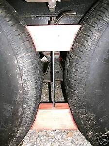 Camper Wheel Chocks >> Tandem Wheel Chocks Stabilizers 5th Wheel RV Travel