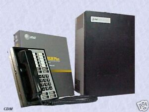 Merlin Plus Communication System Z820D2 W/phones