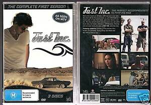 FAST INC COMPLETE FIRST SEASON BOW WOW NEW 3 DVD SET