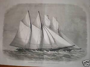 3-prints-International-Yacht-match-Sappho-Cambria-1870