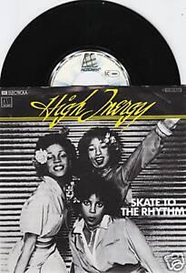 High Inergy - Skate To The Rhythm