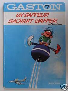 GASTON-7-UN-GAFFEUR-SACHANT-GAFFER