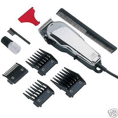 Wahl Chrome Super Taper Hair Cutting Machine 1mm-13mm neworiginal Packaging