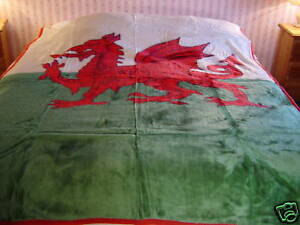 Single welsh blanket
