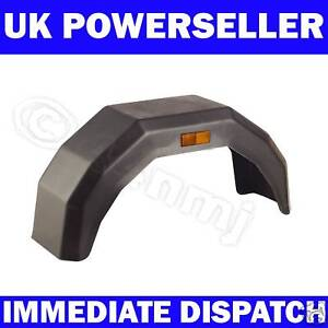 Plastic Trailer Mudguard Mud Guard 14