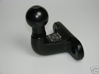 ALKO Towball 50mm High reach tow ball for Al-ko stabiliser couplings hitch