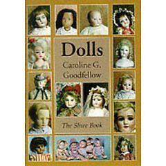 DOLLS Shire Books toys antiques collectable dollmakers