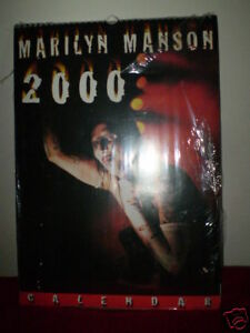 MARILYN-MANSON-CALENDARIO-2000-SIGILLATO