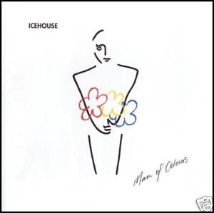 ICEHOUSE - MAN OF COLOURS CD w/BONUS Trax ~ IVA DAVIES 80's AUSTRALIAN POP *NEW*