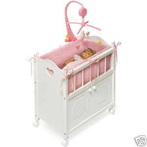 Doll-Crib-Cabinet-bedding-mobile-4-American-Girl-doll