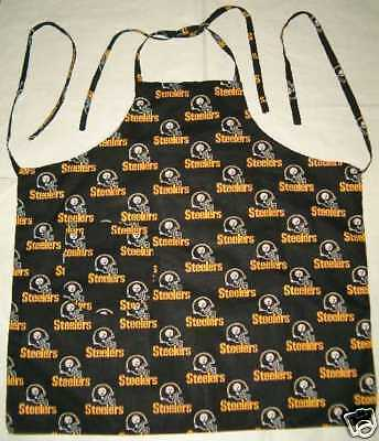 Apron-Chef-BBQ-Cook-with-NFL-Teams-Cotton-Fabric-Football-Sports-Choice-You-Pic