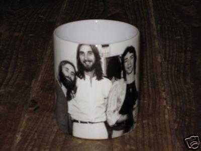 Genesis Phil Collins Early Days BW MUG