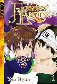 Faeries-Landing-Manga-Vol-01