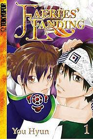 Faeries-Landing-Manga-Vol-01
