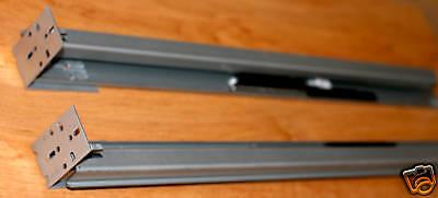 21 Partial Extension Soft Close Under Mount Drawer Slides