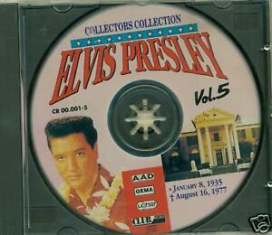 ELVIS-PRESLEY-PICTURE-DISC-COLLECTION-VOL-5-CD-B344