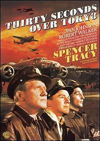 THIRTY SECONDS OVER TOKYO (Spencer Tracy DVD) R2 30