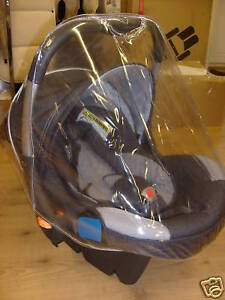 Baby Car Seat PVC Cover/Raincover fits Mamas and Papas Aton